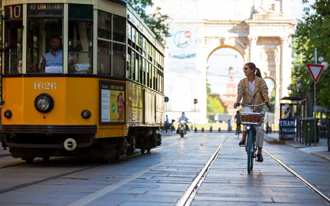noleggio bici mensile milano