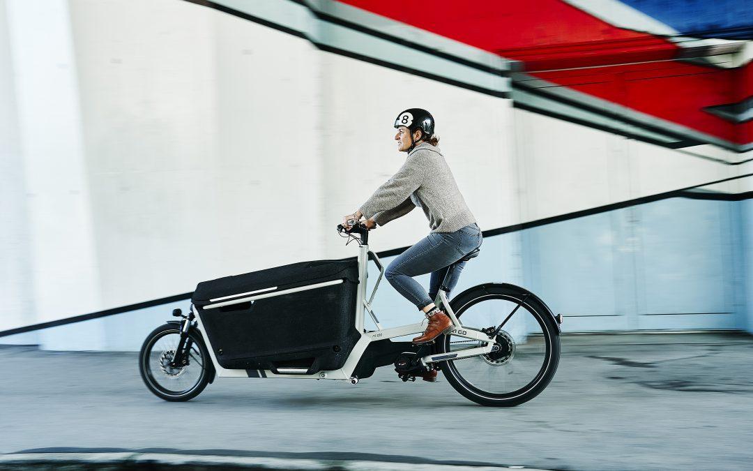 eurobike cargo bike