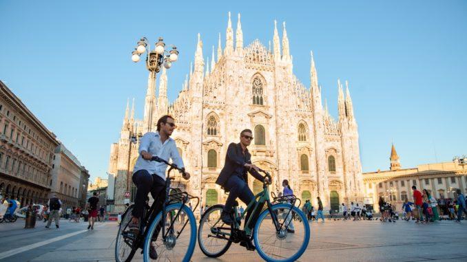 noleggio bici milano