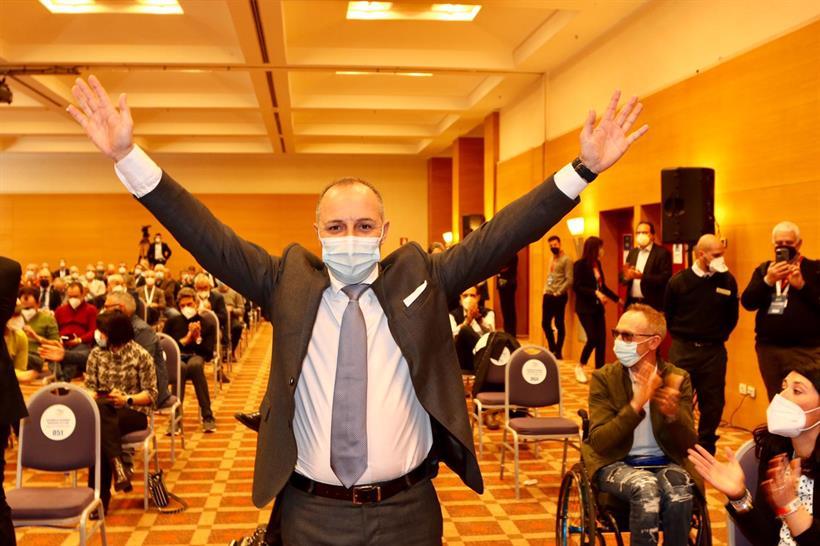 Cordiano Dagnoni è il nuovo presidente della FCI