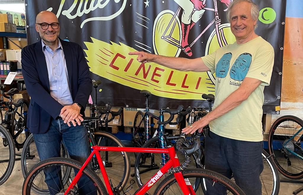 Cinelli e Columbus: il controllo va al fondo Asobi Ventures Inc.